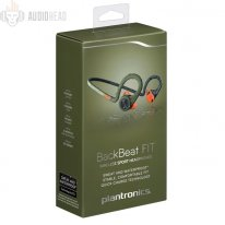 Bluetooth гарнитура Plantronics BackBeat FIT зеленый (206004)