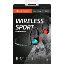 Bluetooth гарнитура Plantronics BackBeat FIT 2100 (черный)